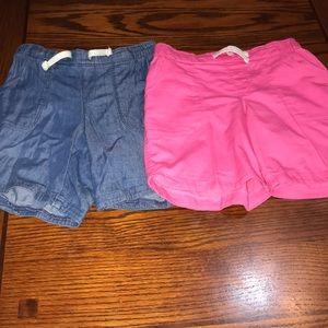 Girl's Shorts Bundle Size M(7-8)
